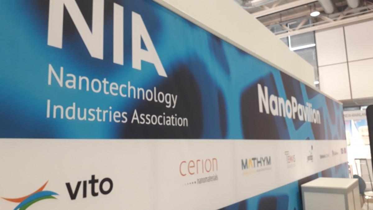 NIA's Nanopavilion at Chemspec | NIA News