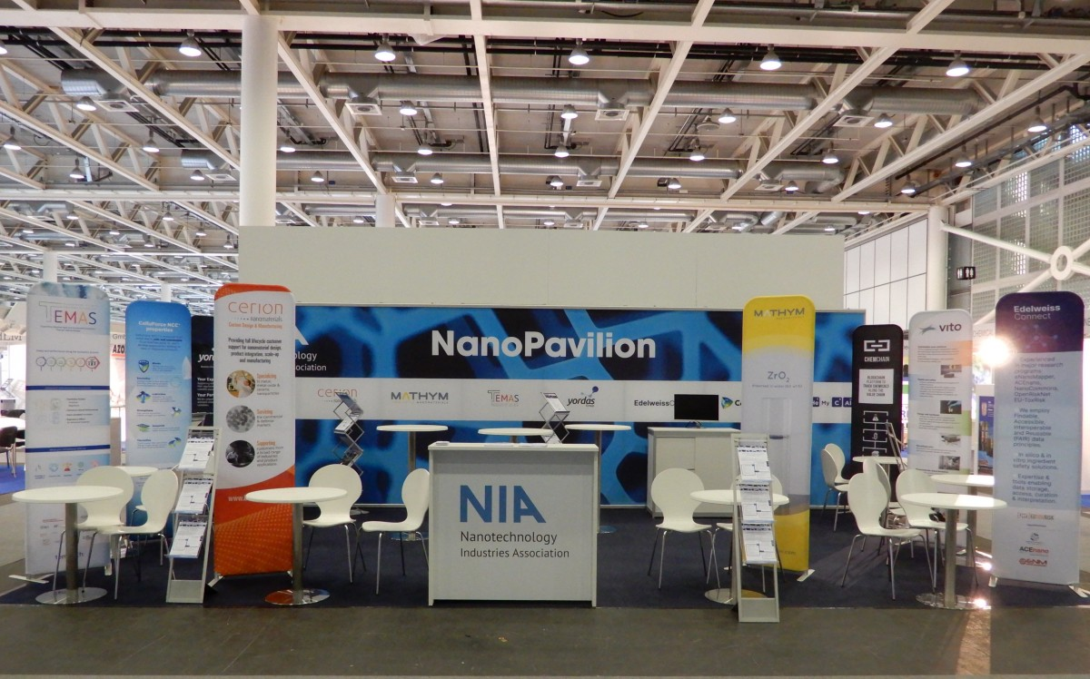 Nanopavilion 2019   NIA Activities